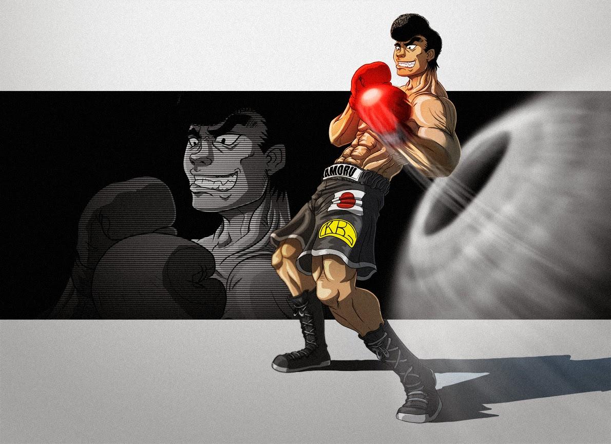 Anime Imagenes Imagenes Hajime No Ippo
