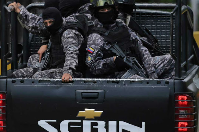 Militar Norteamericano que vino a visitar a su familia en Ciudad Guayana fue desaparecido por el CONAS