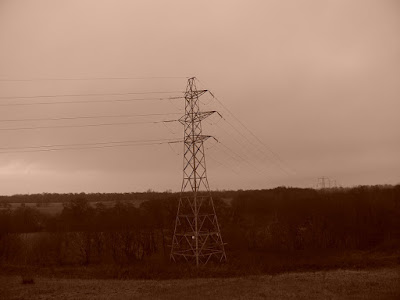 Sepia-Electric-Pylon-UK