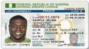 Must know; 10 Classes Of Nigeria Driver's License