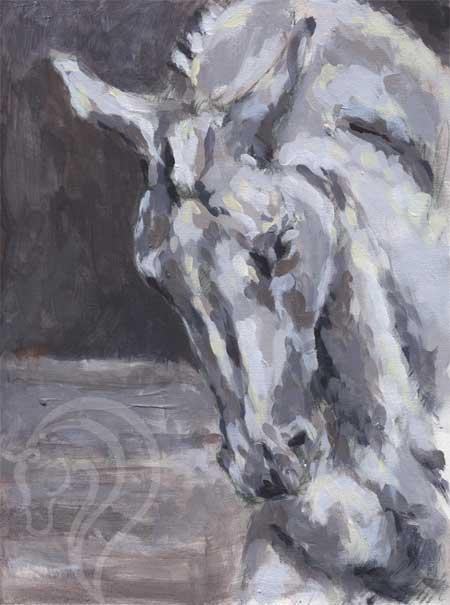 equestrian art, equestrian artist uk, contemporary equestrian art, abstract horse art