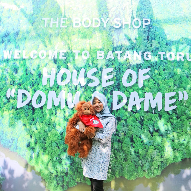 the body shop - beauty blogger - rara febtarina