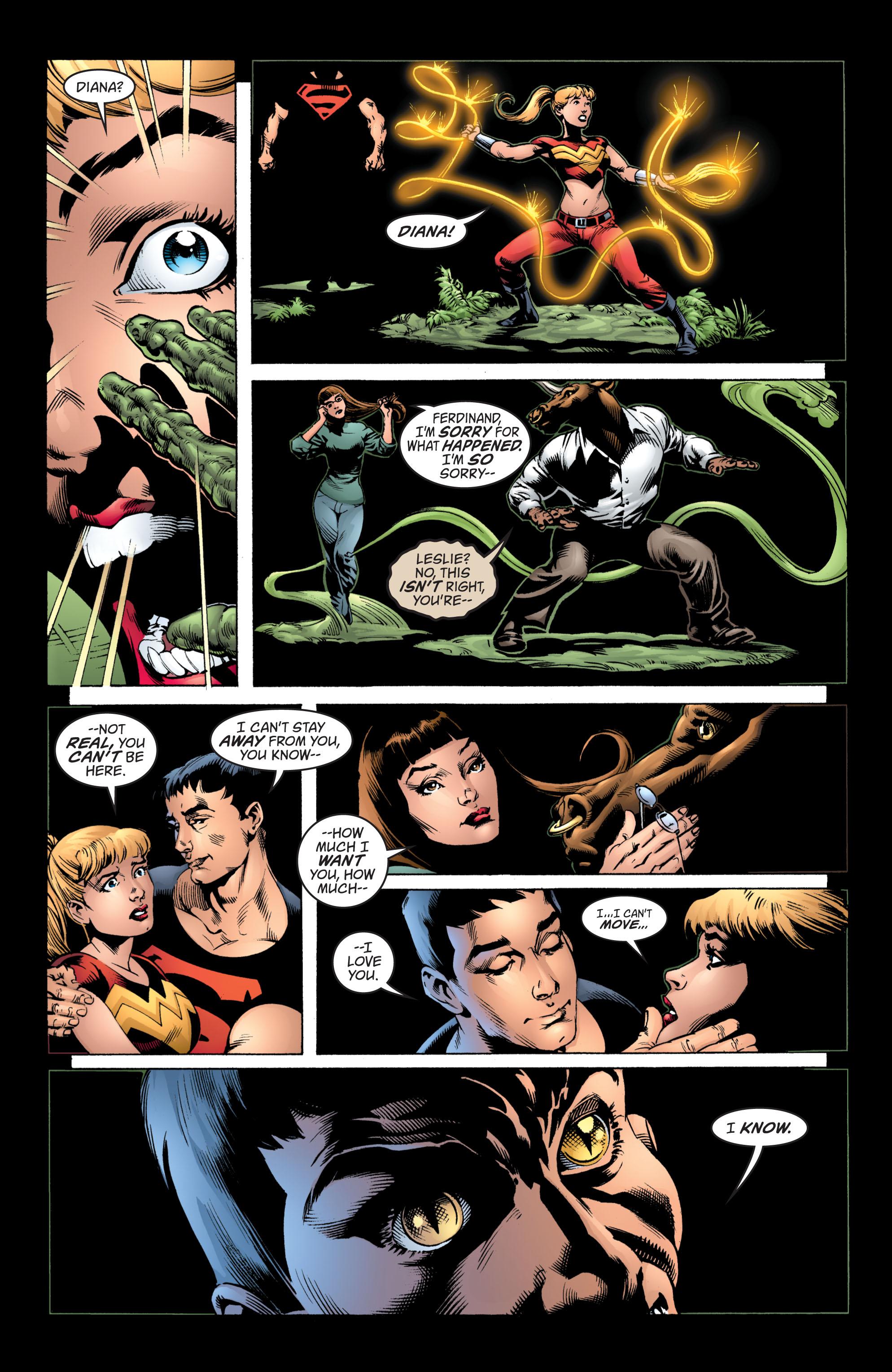 Read online Wonder Woman (1987) comic -  Issue #215 - 22