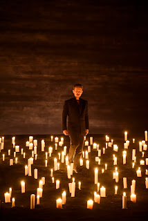 Iestyn Davies - Handel's Saul at Glyndebourne, photo Bill Cooper