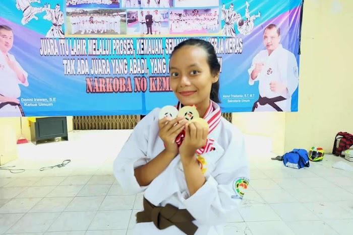 Atlet Kempo Berprestasi Terima Beasiswa Bidikmisi Darmajaya
