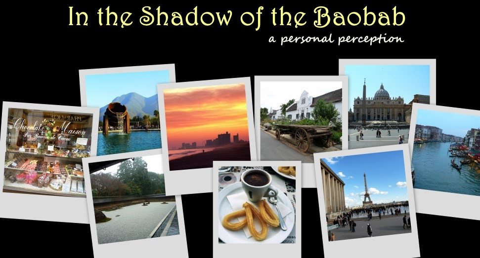 In the Shadow of the Baobab