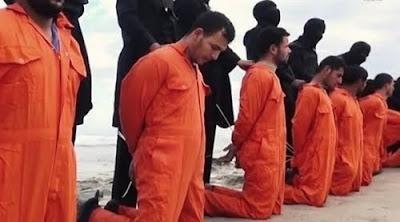 ليبيا, مصور فيديو ذبح الأقباط, القوات المسلحة المصرية,