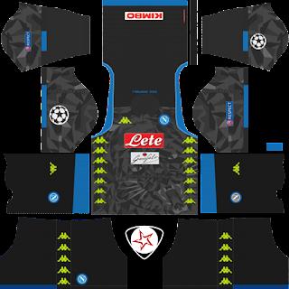 2018-2019 Napoli DLS Kits