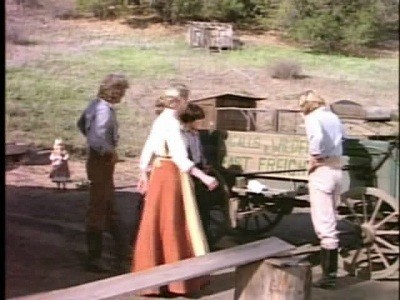 Little House on the Prairie - Season 7 Episode 9: The In-Laws
