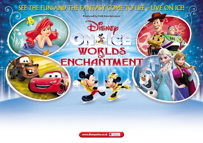 Disney on Ice - Win tickets to the Newcastle show