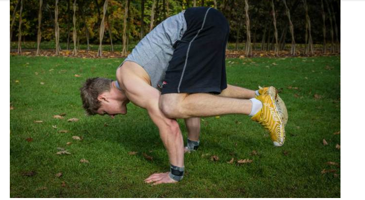 Calisthenic Programme: Lean Muscle Without Equipment