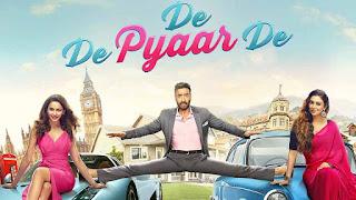 Download De De Pyaar De (2019) Hindi Movie Bluray
