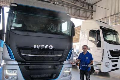 A Iveco está com várias vagas para Operador Logístico e Montador