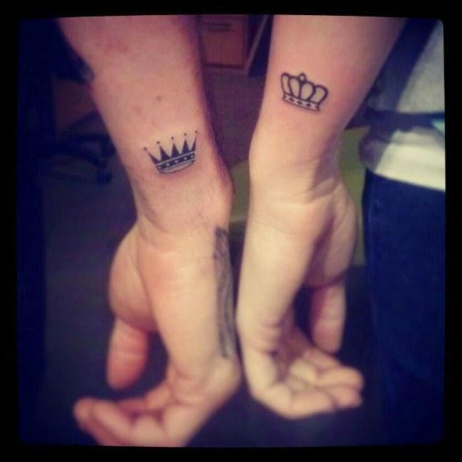 Amazing Couple Tattoo Ideas 2015 Catanicegirl