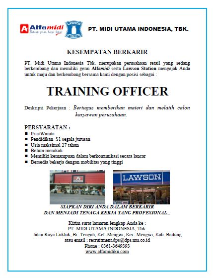 http://rekrutindo.blogspot.com/2012/06/alfamidi-training-officer-vacancy-june.html
