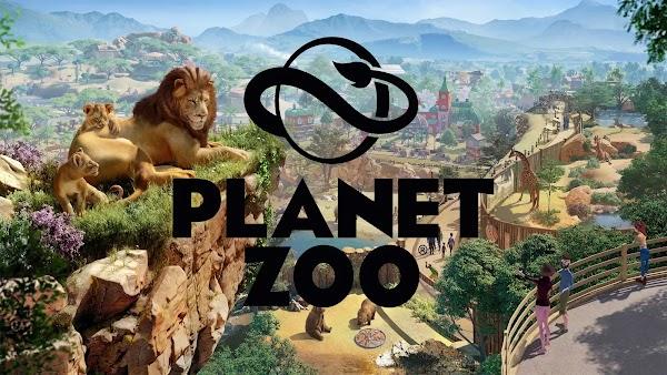 Studio Planet Coaster mengumumkan Game Planet Zoo