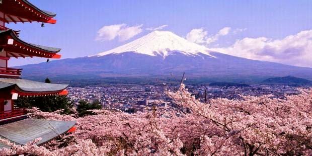 Tempat Wisata Menarik Di Jepang Yang Terkenal   Join and Share
