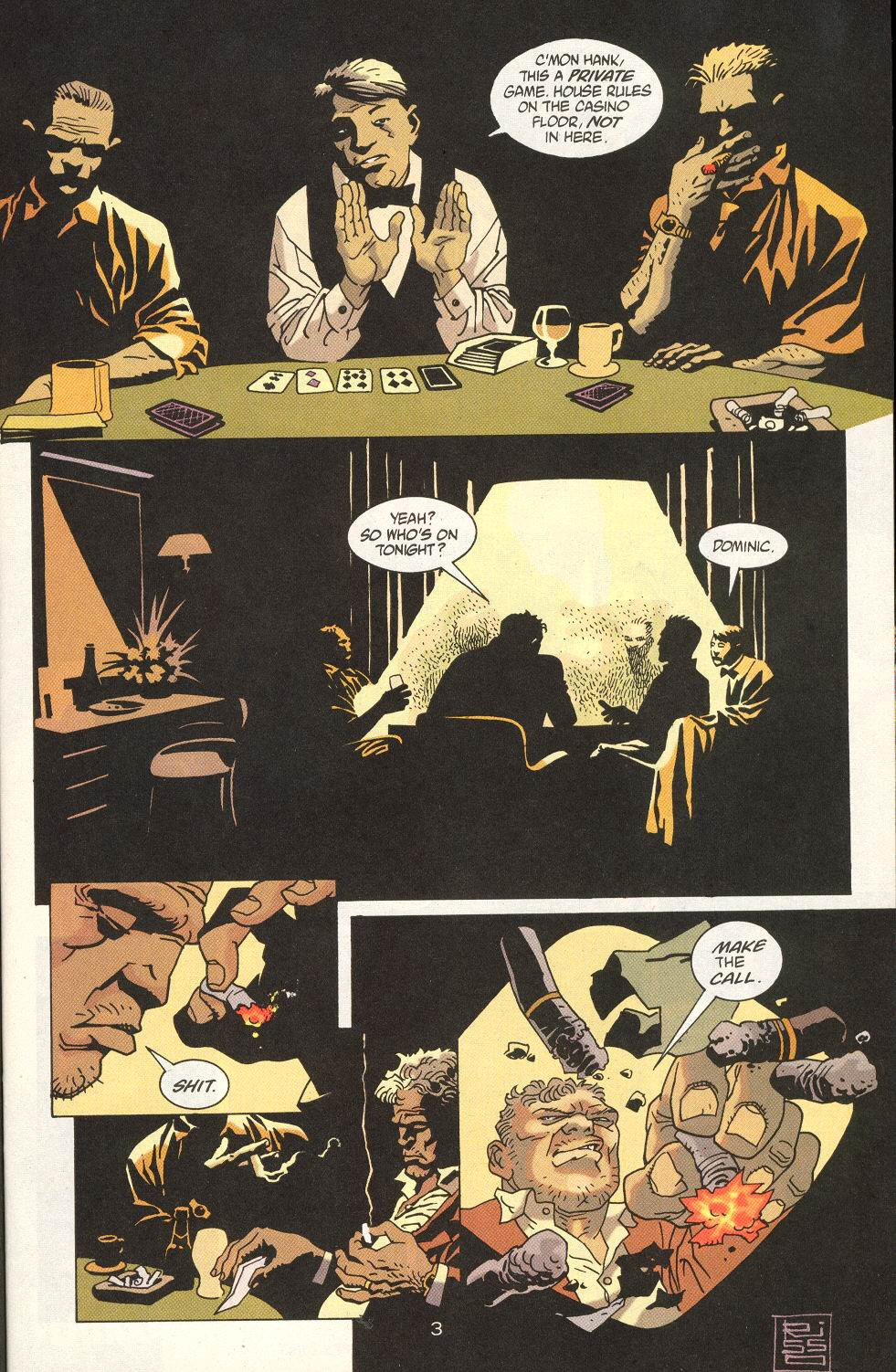 Read online 100 Bullets comic -  Issue #23 - 5