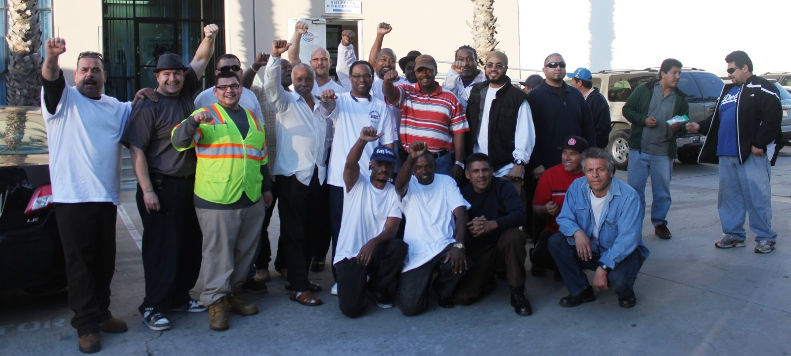 Teamster Nation: Inspired by Toll victory, 2nd group of port