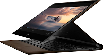 HP Spectre Folio: The most beautiful laptop is here