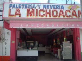 Cambian Nombre A Paleteria La Michoacana Para Evitar Imagen Con