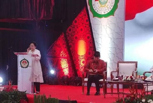Megawati Bingung Partainya Dituduh PKI