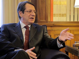 ο πρόεδρος της Κυριακής Δημοκρατίας, Νίκος Αναστασιάδης