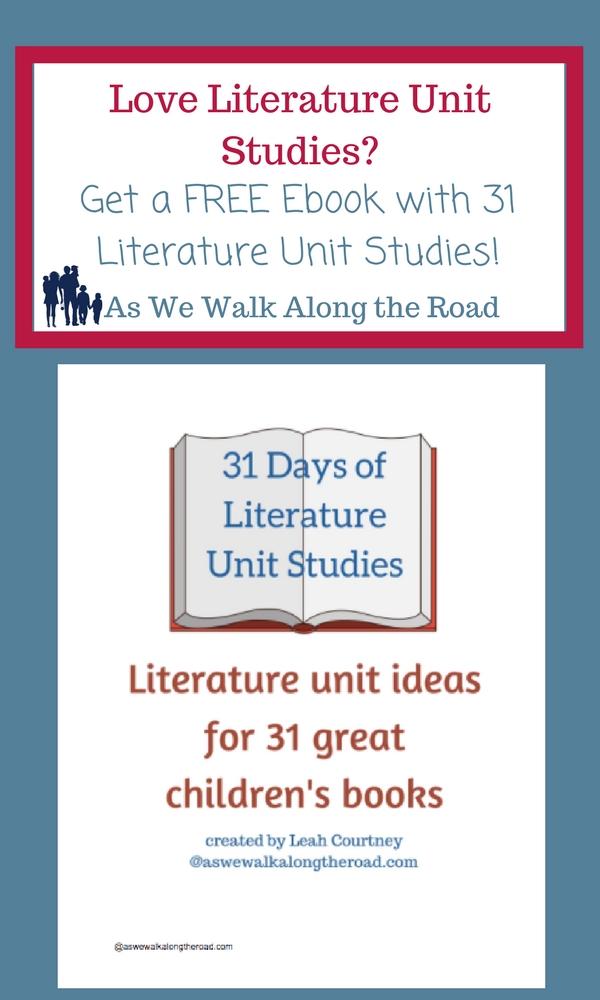 Unit 31 Computer Animation: Free Literature Unit Studies