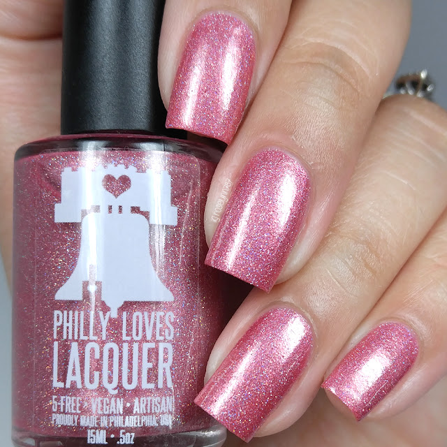 Philly Loves Lacquer - Aww Honey, You Baked!