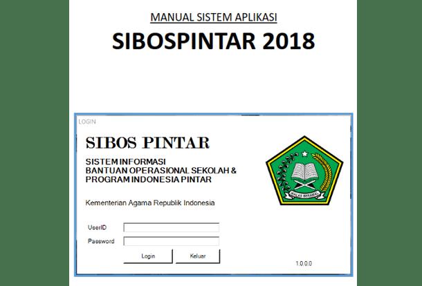 Panduan Penggunaan SIBOS PINTAR (Sistem Informasi Bantuan Operasional Sekolah dan Program Indonesia Pintar)