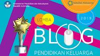 Info Lomba Blog Pendidikan Keluarga Kemdikbud Tahun 2019