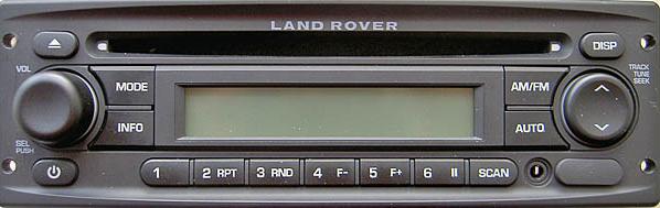 land rover defender code radio g n rateur de t l chargement r cup rer code autoradio. Black Bedroom Furniture Sets. Home Design Ideas