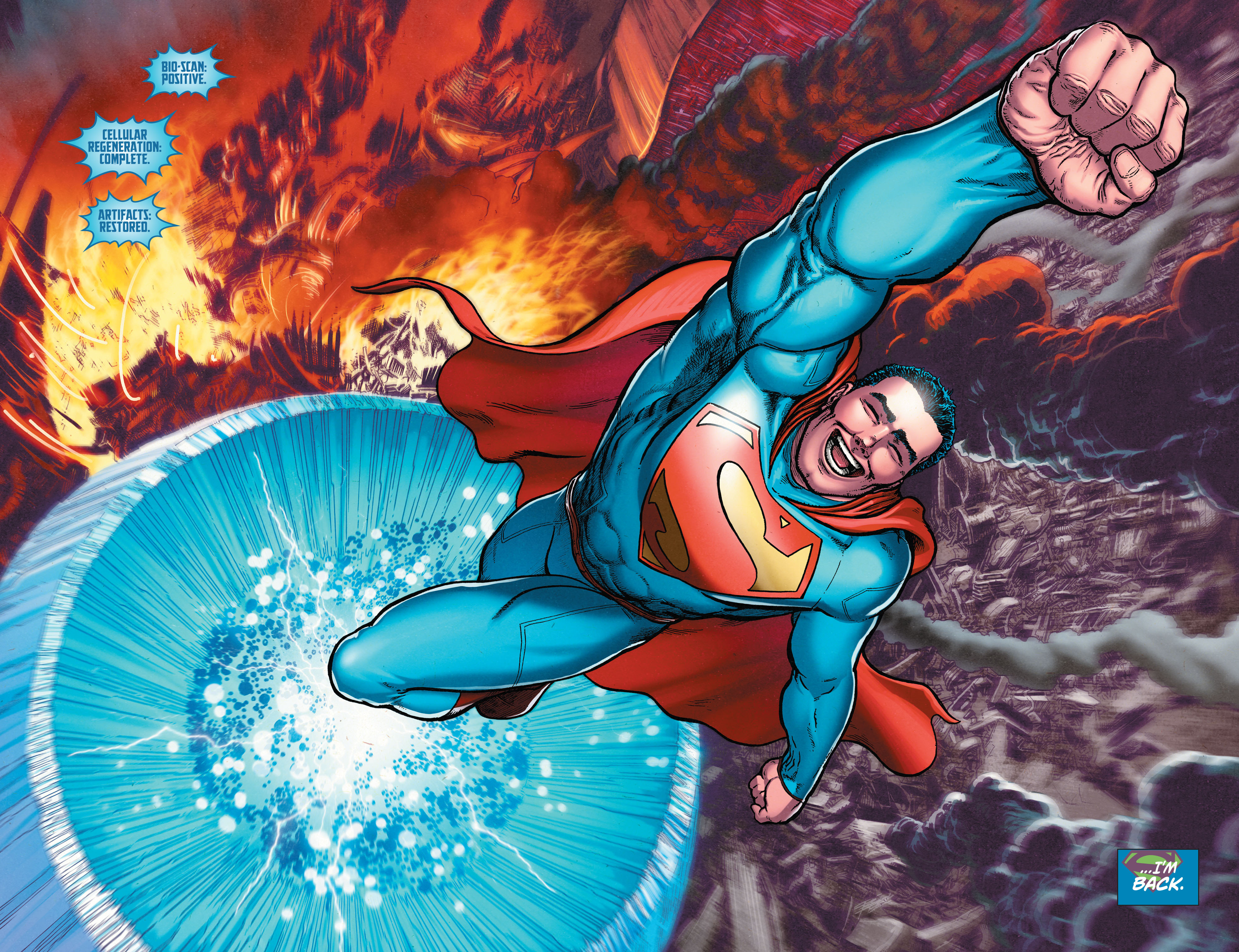 Read online Action Comics (2011) comic -  Issue #50 - 34