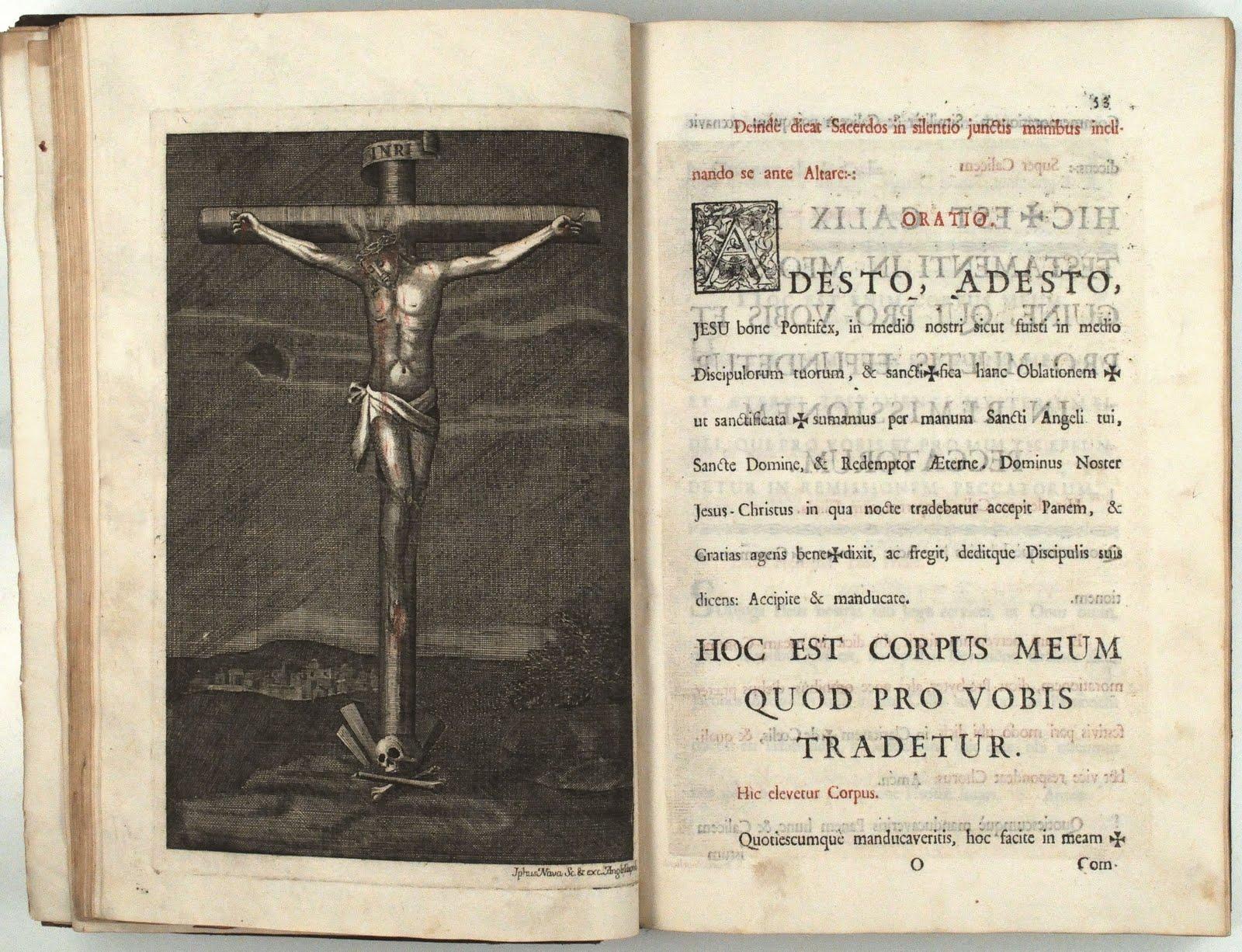 New Liturgical Movement: The Mozarabic Rite: