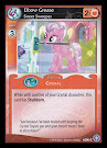 My Little Pony Elbow Grease, Street Sweeper The Crystal Games CCG Card