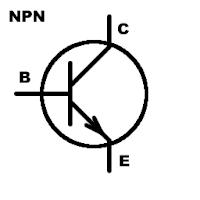 N.P.N Transistor