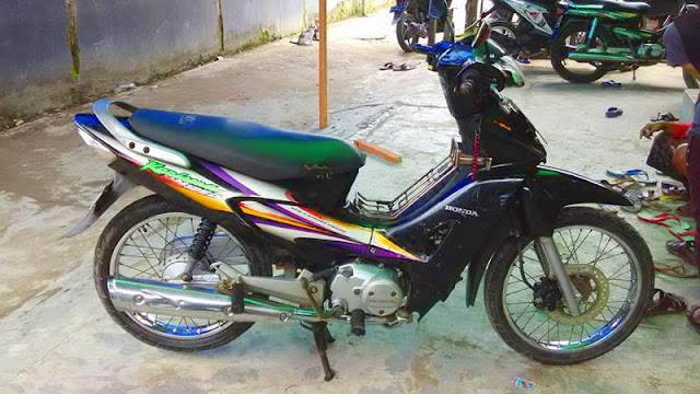 Honda Karisma 125D