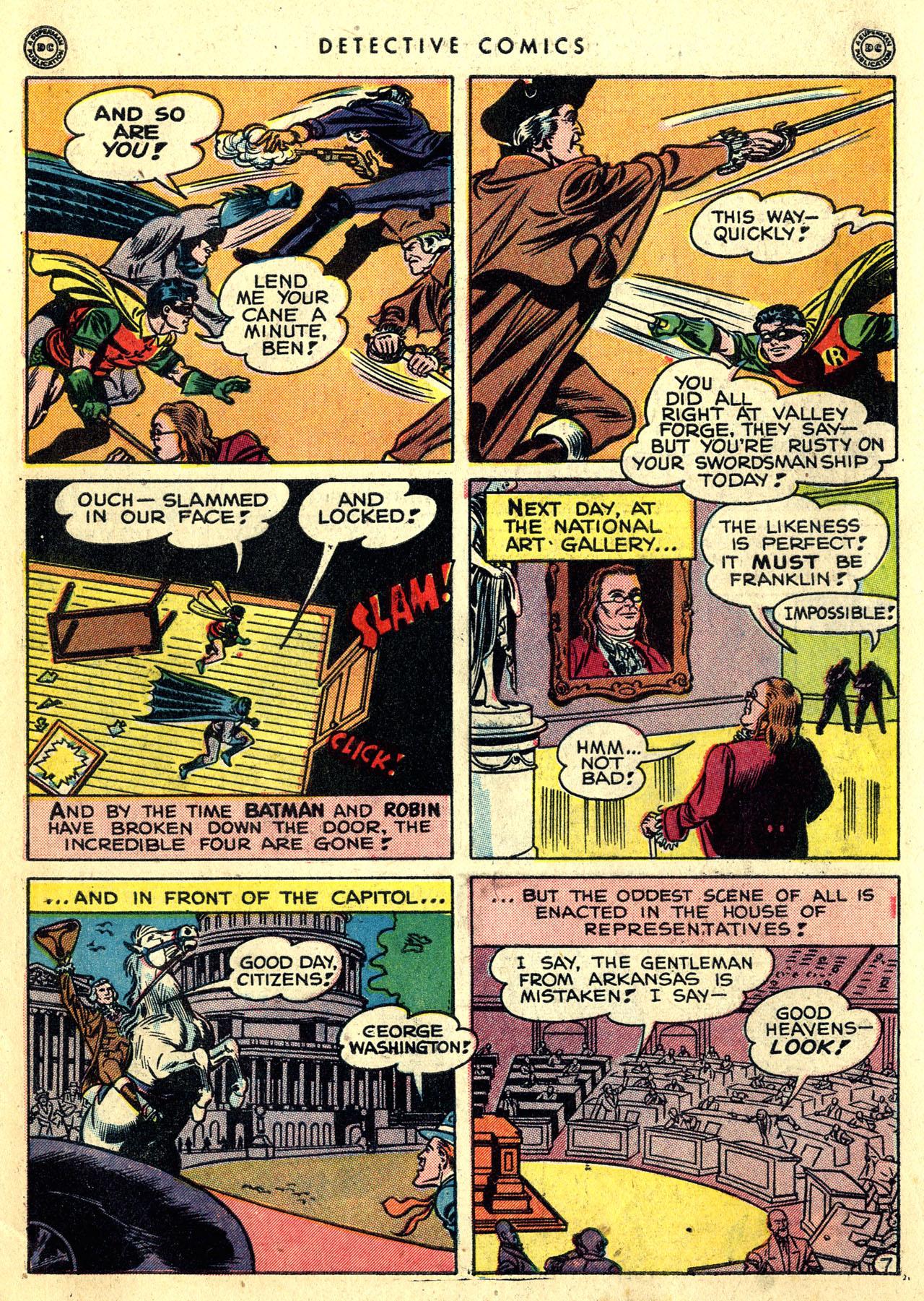 Read online Detective Comics (1937) comic -  Issue #119 - 9