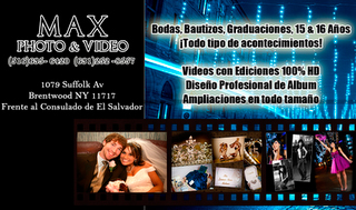 Tarjeta de Presentación Visita Photo and Video Business Card Diseño Gráfico Freelance
