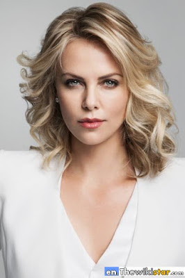 Charlize Theron's life story, an American fashion model and actress.