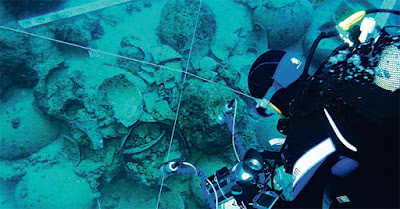 Archaeological scuba diving park slated for Euboean Gulf