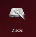 Discos icono