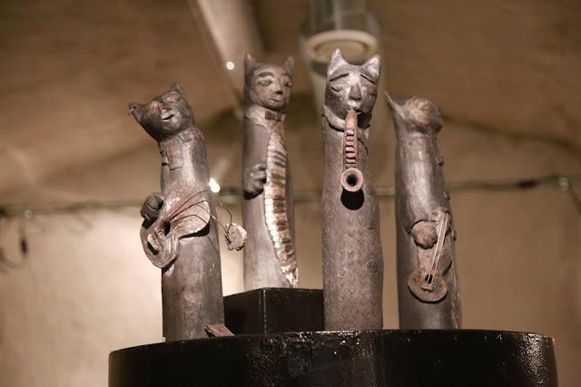 #Cats #Raku #concert #musicians  #AideLL #Aideleit #exhibition