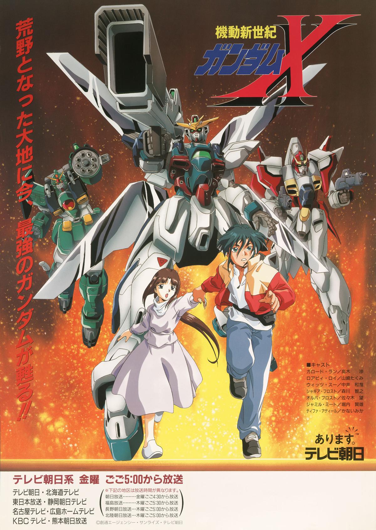Kết Thúc Trận Chiến Gundam - After War Gundam X VietSub  (2013)