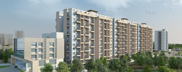 2 & 3 BHK Residential Apartments Baner Pune