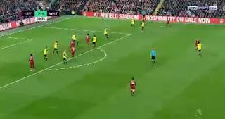 فيديو : ليفربول يفوز بخماسية على واتفورد الاربعاء 27-02-2019 الدوري الانجليزي