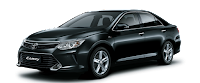 Toyota Camry 2015 màu đen
