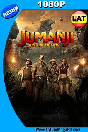Jumanji: En la Selva (2017) Latino HD 1080P - 2017