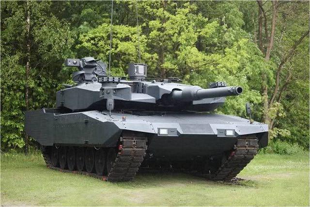 Garuda Militer: MBT Leopard 2 Revolution  Garuda Militer:...