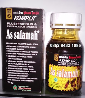JUAL khasiat manfaat MADU hitam PAHIT asli al hidayah untuk DIABETES+suplemen